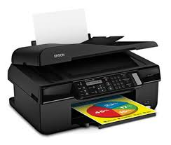 Epson All-In-One Printers 2011